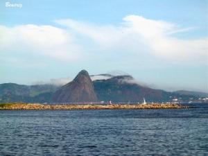 Paisagem Natural/Vista da Marina da Glória