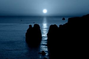 Arte Digital/Os Segredos da Lua...