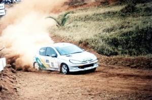 /Rally Brasileiro 2004