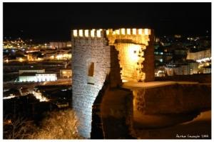 /A noite no castelo...