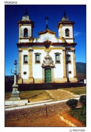 /Mariana – Três igrejas... parte 1