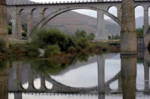 Paisagem Natural/DOURO - Pontes