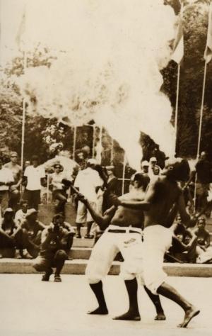 Desporto e Ação/Cospe fogo!