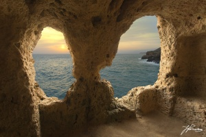 Paisagem Natural/As Janelas do Mar