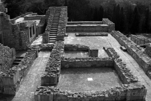 /Knossos - Ruinas ( memórias de tempos idos )