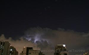 Paisagem Urbana/Tempestade passando....