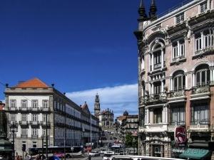 /Hotel Intercontinental e Torre dos Clérigos, Porto