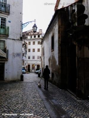 """/"""" PASSEANDO A DONA ... por Coimbra """" II"""