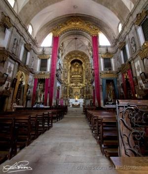 /Mosteiro de Arouca (interior)
