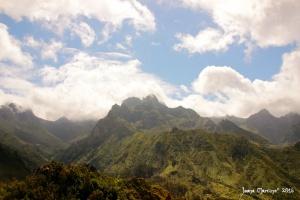 Paisagem Natural/Do vale à montanha