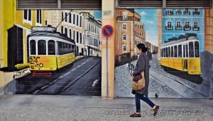 Paisagem Urbana/Pelas ruas de Lisboa ...