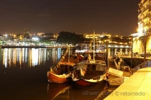/Barcos na Ribeira - Porto