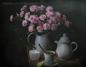 /Chuva com chá