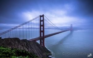 /Ponte Golden Gate - São Francisco, Califórnia