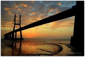 /A ponte...