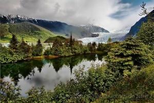 Paisagem Natural/Alasca
