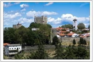 /Castelo de Bragança e as suas Torres e Muralhas