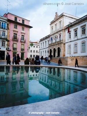 """/"""" REFLECTINDO NO REFLEXO ... por Coimbra """" XIX"""