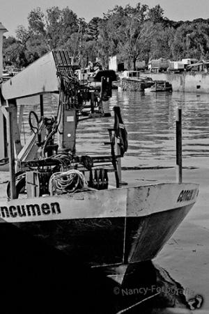 Paisagem Natural/Pormenor de Barco