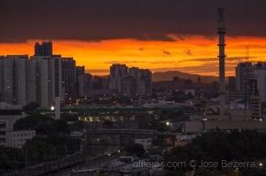 Paisagem Urbana/Terminal da Barra Funda...