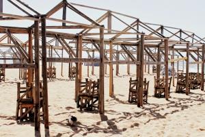 Paisagem Urbana/Sand, Sea & Sun
