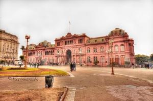 /Casa Rosada - Casa Presidencial