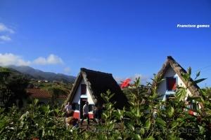 /Casas típicas de Santana