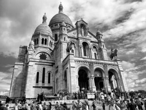 /Basílica do Sacré Coeur