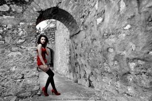 Retratos/Red walls