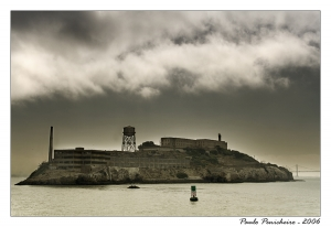 /Escape from Alcatraz...