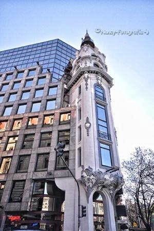 Paisagem Urbana/Arquitectura de Buenos Aires 1