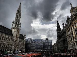 /La Grand Place- Bruxelles