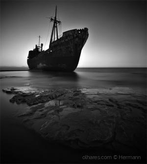 /A shipwreck