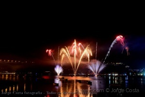 /Fireworks in Douro river3....