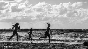 /Corrida na praia