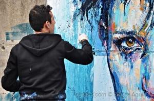 /Assim nasce um grafitti (1) - (ler)