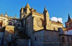 /Catedral de Évora......