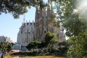 Paisagem Natural/Sagrada Família