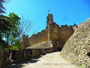 /Castelo dos Templários em Tomar