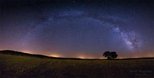/Entre a Via Láctea