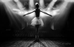 /Le Ballerine - les lumières de la rampe
