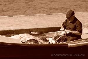 Gentes e Locais/Um pescador da Afurada