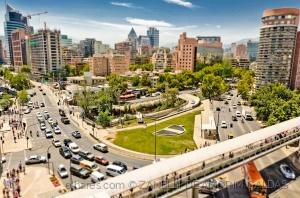 Paisagem Urbana/Centro Santiaguino