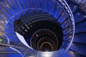 /A espiral azul do dragão.