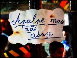 Fotojornalismo/Apalpe...