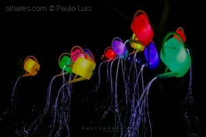 Outros/colorful night...