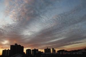 Paisagem Urbana/Grande nuvem de inverno