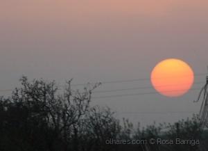 Paisagem Natural/Por do sol no Algarve
