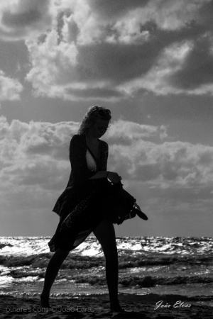 /A beleza na praia