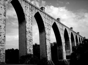 História/O Aqueduto das Águas Livres...